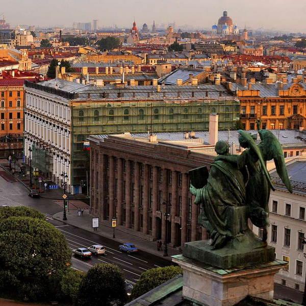 Санкт-Петербург за 3 дня - маршруты самостоятельного путешествия