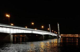 Литейный мост в Санкт-Петербурге - фото, история, развод, метро