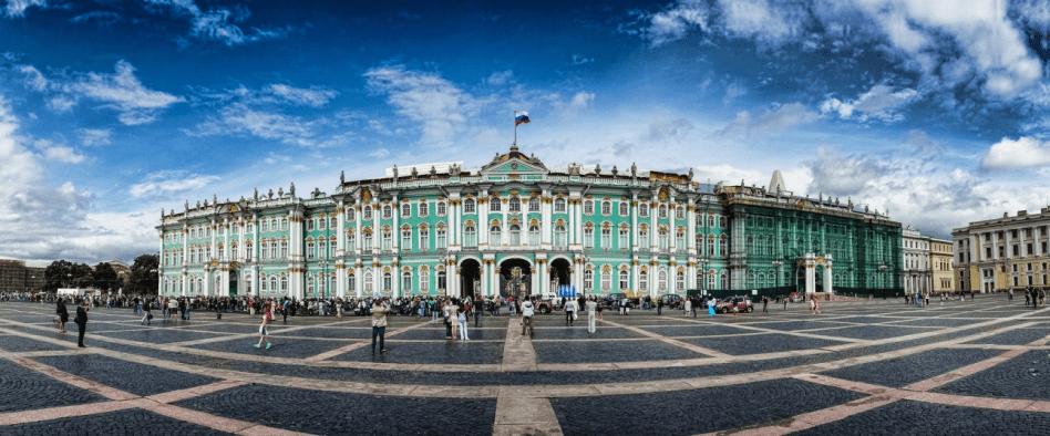 Достопримечательности Санкт-Петербурга - 113 лучших