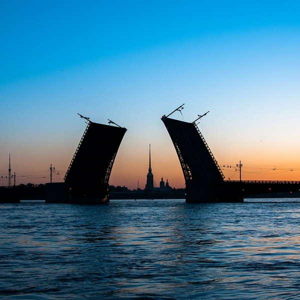 Нева – главная река Петербурга