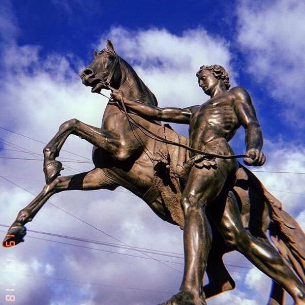 Скульптура СПб
