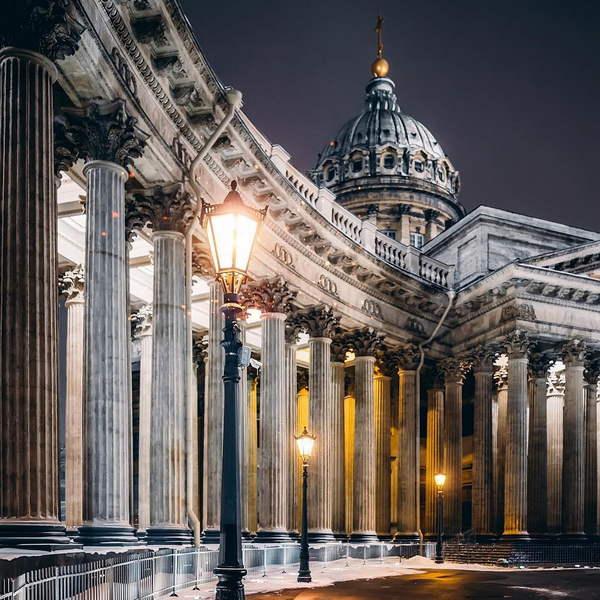 Казанский собор в Санкт-Петербурге - где находится, как добраться, фото