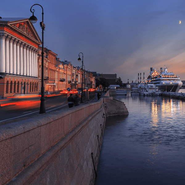 Английские места в Петербурге
