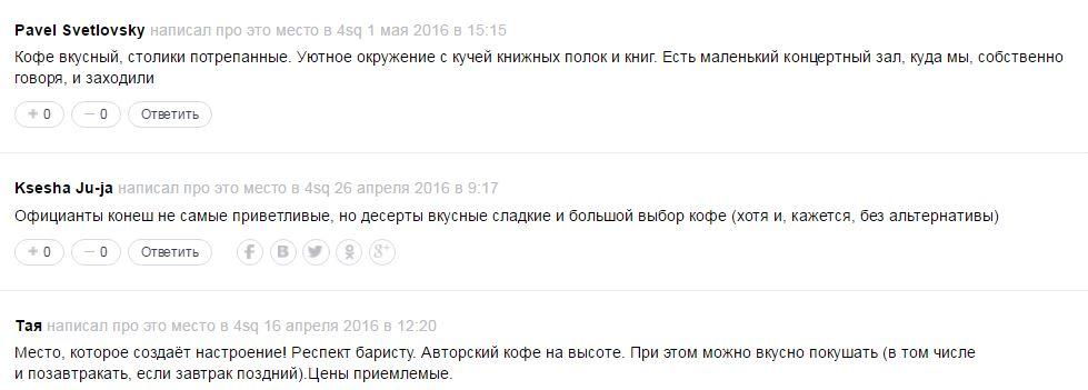 """Арт-клуб """"Книги и кофе"""" отзывы"""