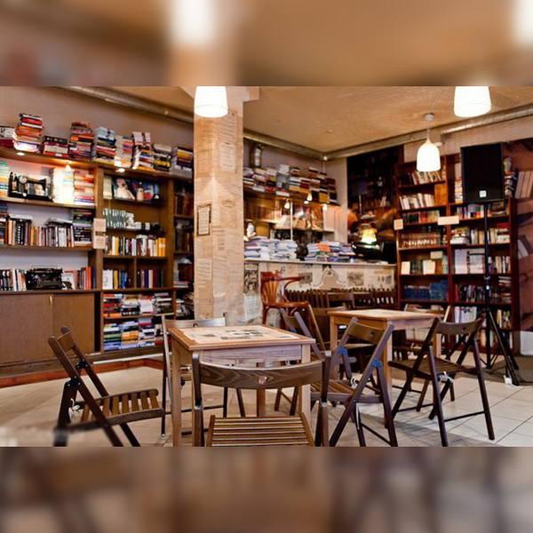 Самые атмосферные кафе Санкт-Петербурга