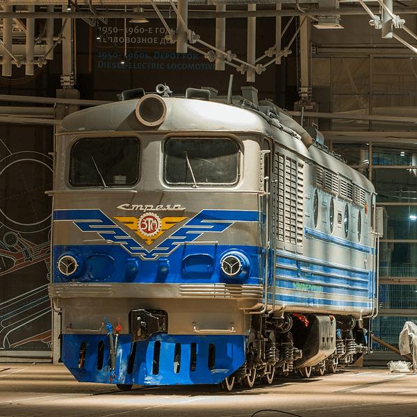 музей железных дорог россии петербург