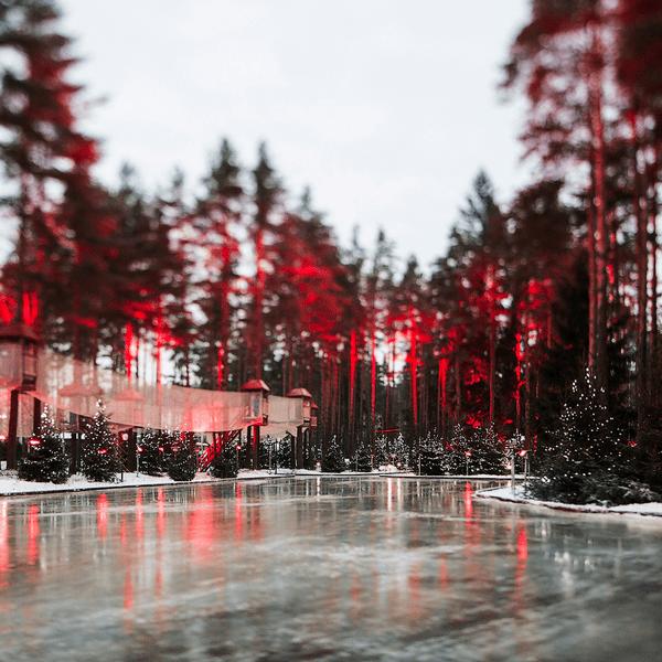 Охта – парк каток
