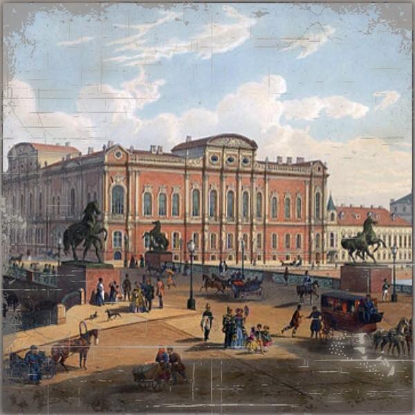 санкт петербург начала XVII века