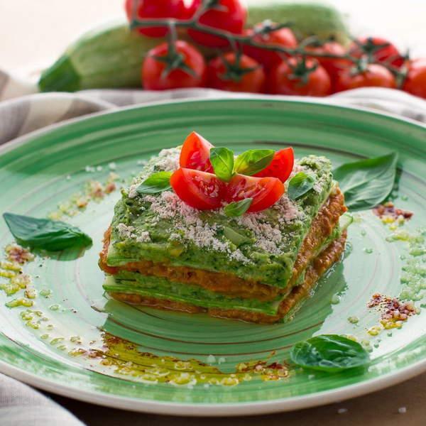 Вегетарианское кафе «Прекрасная зелёная»