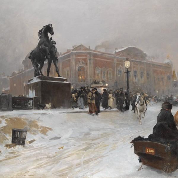 петр первый строительство петербурга