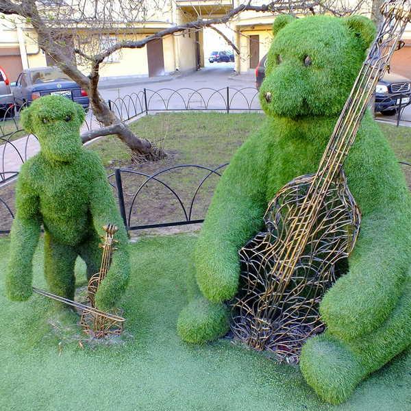 Скульптуры в СПб