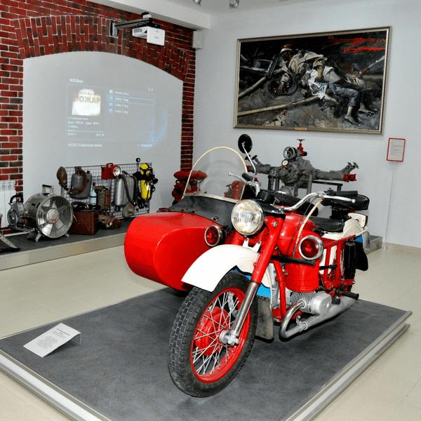 музей пожарной охраны на васильевском острове спб