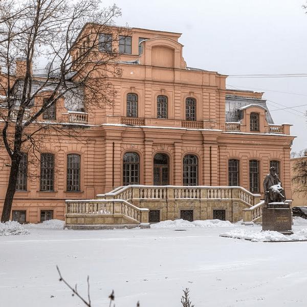 дворец александра михайловича