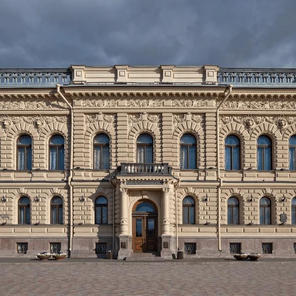 Дворец Андрея Владимировича