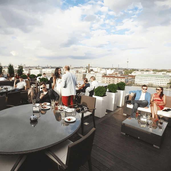 Ресторан «Москва City»