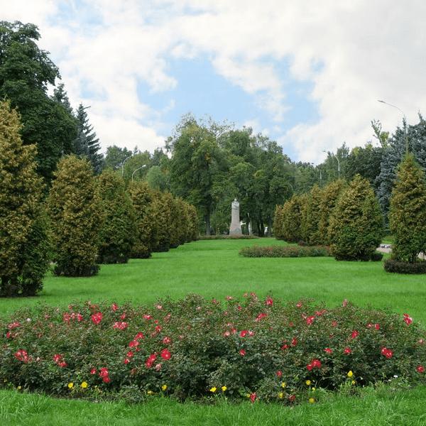 Парк «Василеостровец»