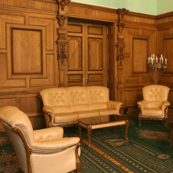 Дворец Ольги Александровны