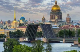 Краткая история Санкт-Петербурга