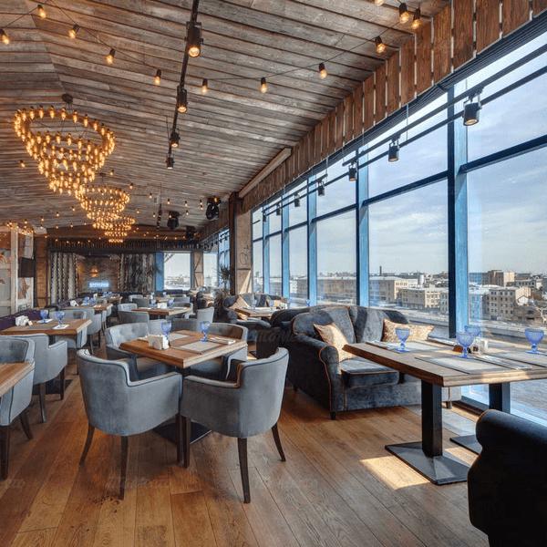 Ресторан «Крыша'18»