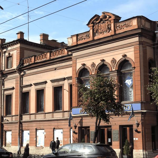 дворец княгини ольги александровны