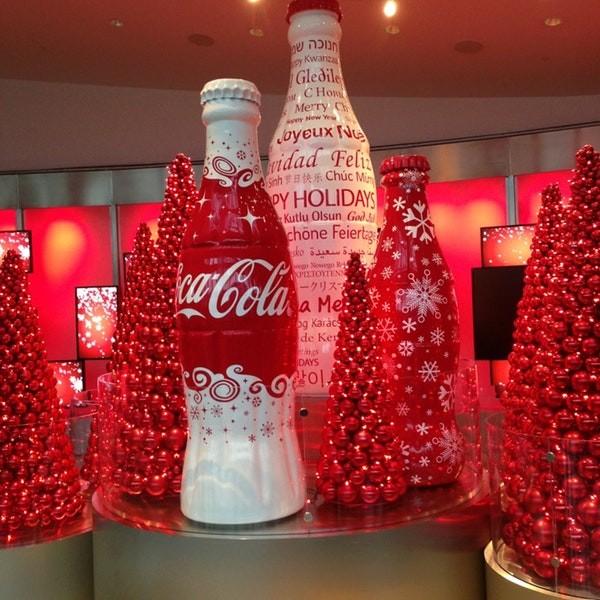 музей coca-cola в санкт-петербурге
