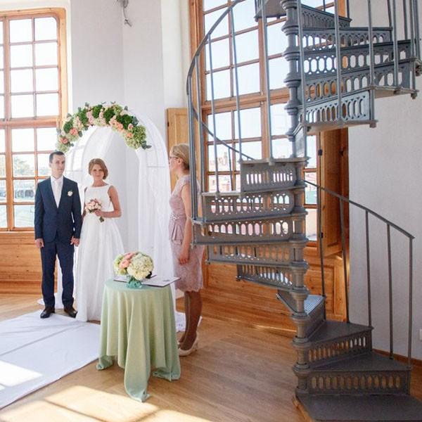 регистрация брака Петропавловская крепость