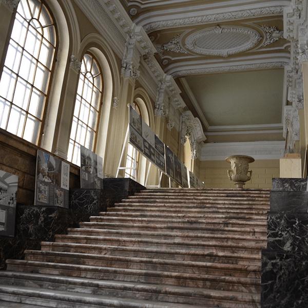 малый мраморный дворец европейский университет