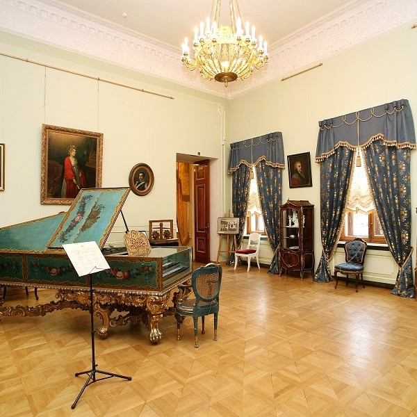 Шереметевский дворец (Фонтанный дом)