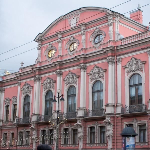 Дворец в Питере