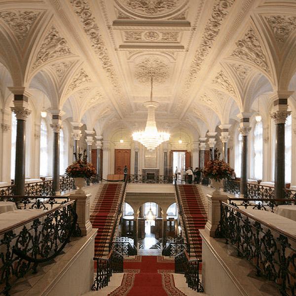 дворец великого князя николая николаевича младшего в санкт-петербурге