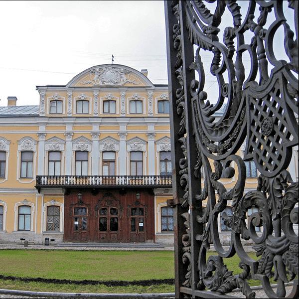 фонтанный дом в санкт петербурге адрес