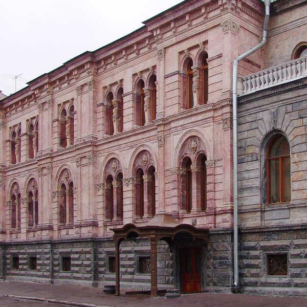 Дворец в СПБ