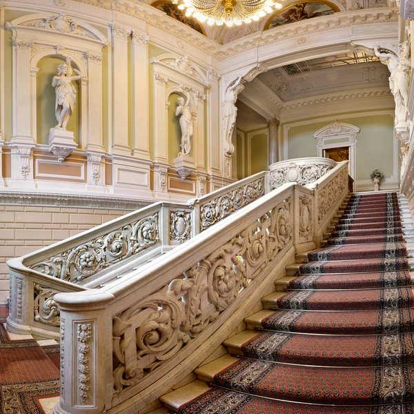 Дворец князя Андрея Владимировича - фото, история, адрес