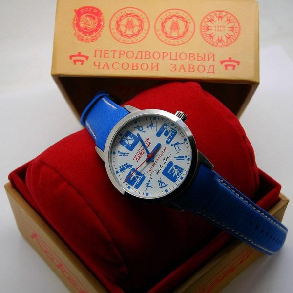 Часы Петродворцового часового завода