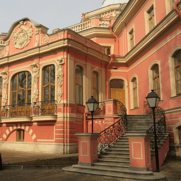 дворец белосельских белозерских фото спб
