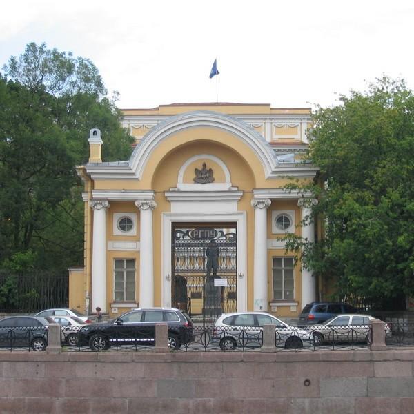 дворец разумовского университет им а и герцена