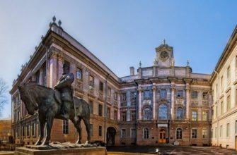Мраморный дворец в Санкт-Петербурге - фото, история, описание