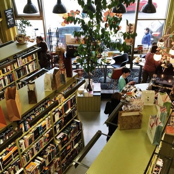 Книжный магазин «Жёлтый двор» спб