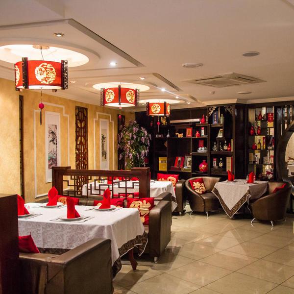 Сеть китайских ресторанов «Харбин»