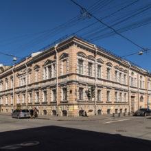Бронзовый и гостеприимный дворец Александра Андреевича Безбородко