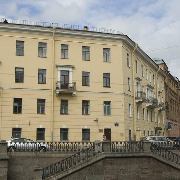 Дом Сони Мармеладовой