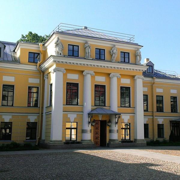бобринский дворец