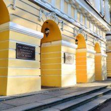 Дворец Разумовских в Петербурге (университет имени А.И. Герцена)