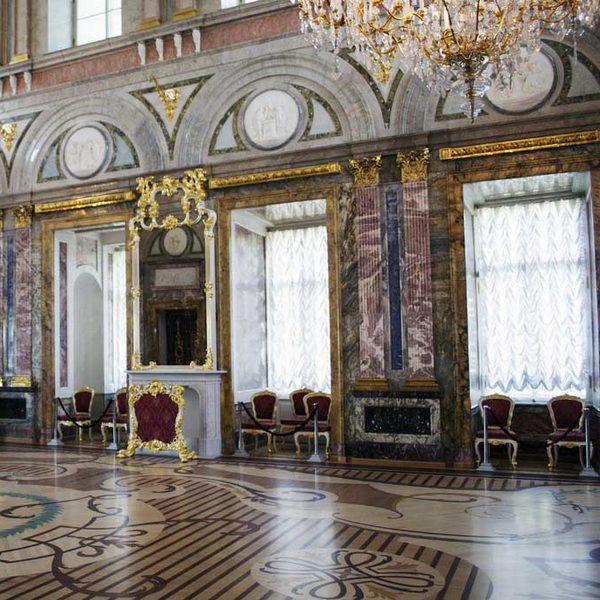 мраморный дворец фото