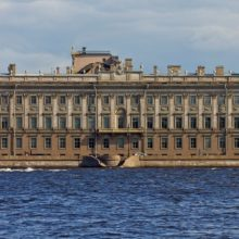 Уникальный памятник архитектуры – Мраморный дворец
