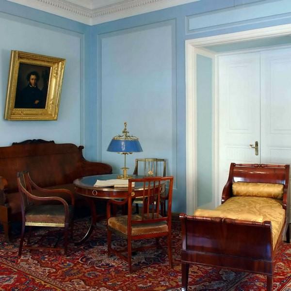 Музей-квартира Александра Пушкина