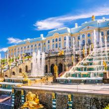 Как добраться до Петергофа из Санкт-Петербурга?