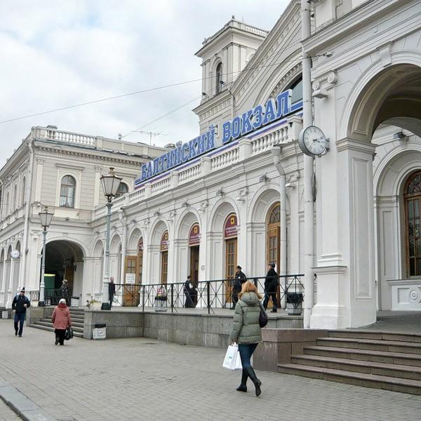 Как добраться из Санкт-Петербурга на метро до Петергофа?