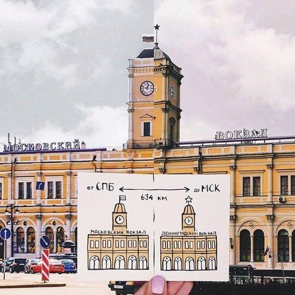 Как добраться от Московского вокзала до Петергофа?