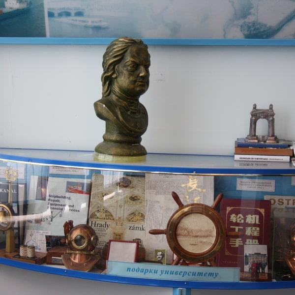 Музей «Александр Невский». Невская битва